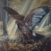 Art 'The Buzzard'