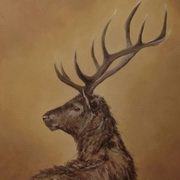 Stag (commissioned work)