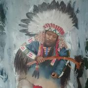 Sioux Victory Dancer