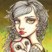 Athena and her Royal Companion