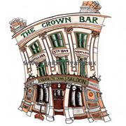 THE CROWN BAR, BELFAST