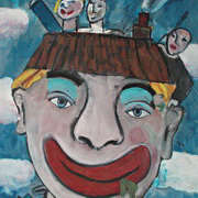 YEAH he love the clown