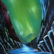 Aurora bubbleallis