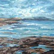 Irish Art, By my Irish Sea,