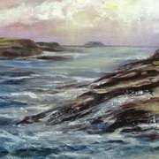 Irish Art, Ocean Peace,